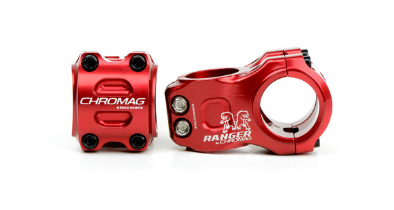 Chromag Ranger V2 - Potence - Ø 31,8 mm rouge